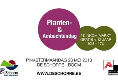De Schorre – Planten & ambachtendag
