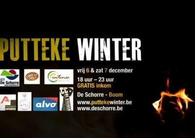 Putteke winter